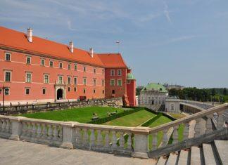 zamek królewski w warszawie - zwiedzanie