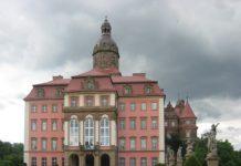 zamek książ - zwiedzanie